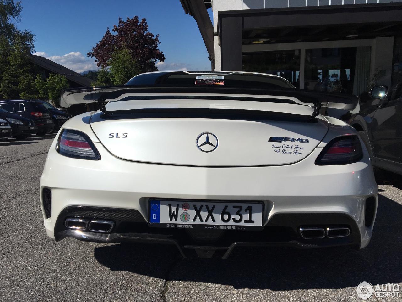 Mercedes Benz Sls Amg Black Series 23 May 2017 Autogespot