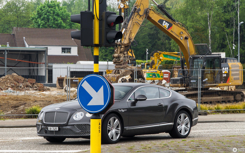 Bentley Continental GT V8 2016 23 May 2017 Autogespot