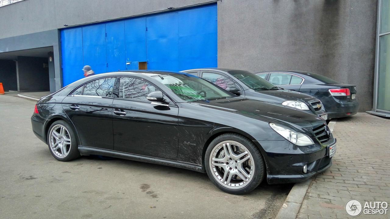 Mercedes benz cls 63 amg c219 24 mei 2017 autogespot for 2017 amg cls 63 mercedes benz
