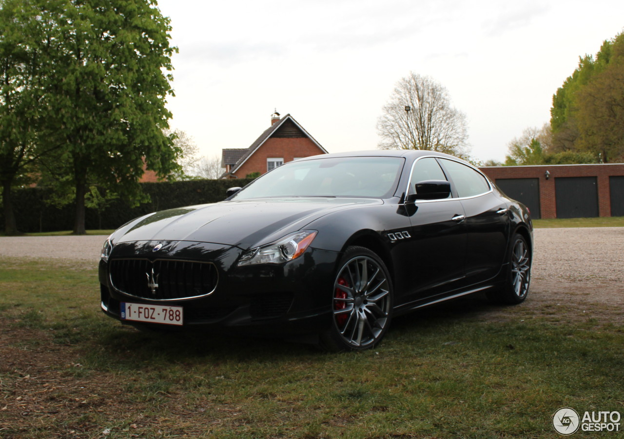 maserati quattroporte s q4 2013 25 mei 2017 autogespot. Black Bedroom Furniture Sets. Home Design Ideas