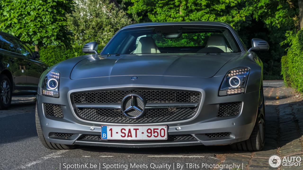 Mercedes Benz Sls Amg 25 May 2017 Autogespot