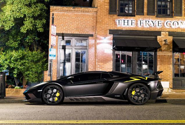 Lamborghini Aventador LP750-4 SuperVeloce Roadster Novitec Torado