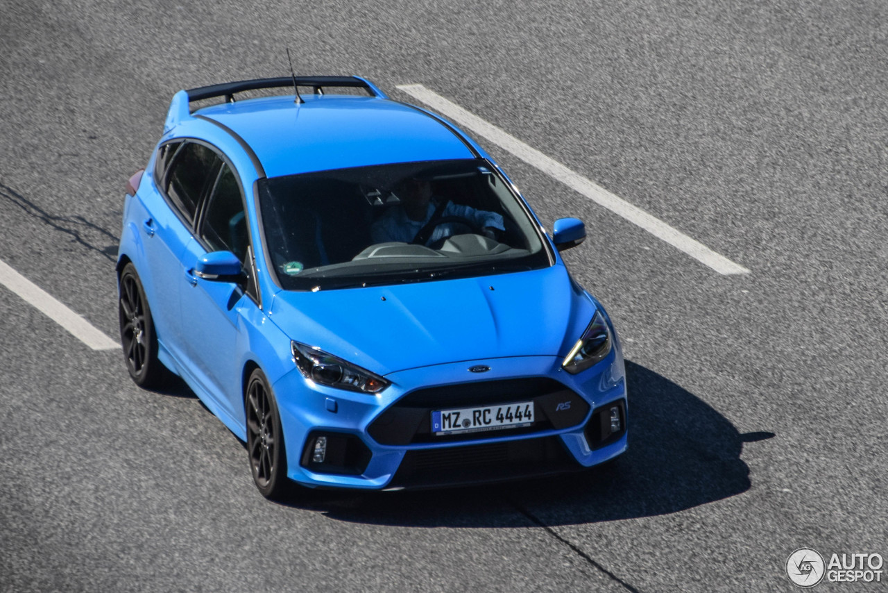 ford focus rs 2015 26 mei 2017 autogespot. Black Bedroom Furniture Sets. Home Design Ideas