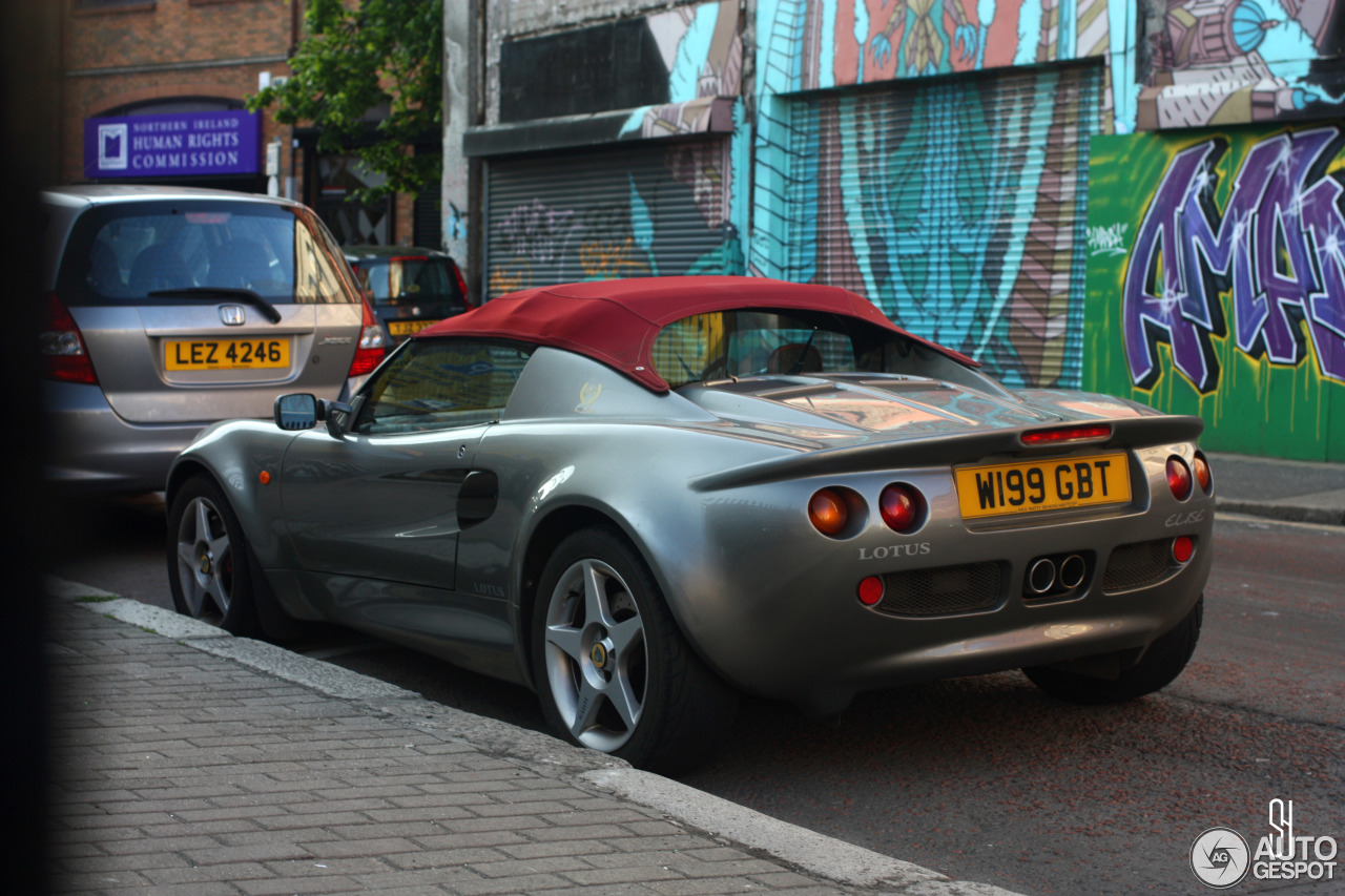 Lotus elise s1 26 may 2017 autogespot 2 i lotus elise s1 2 vanachro Image collections