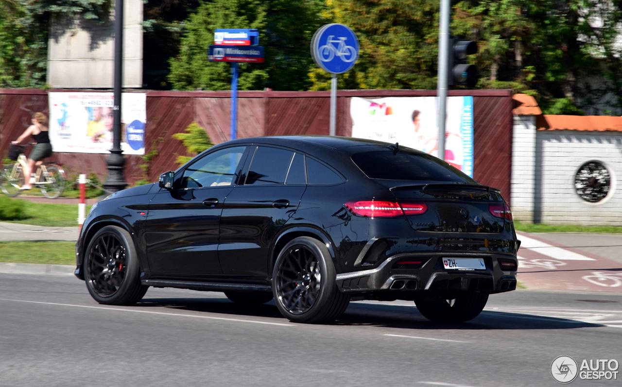 S 63 Amg 2017 >> Mercedes-AMG Brabus GLE Coupé B 63S-700 - 26 maj 2017 - Autogespot