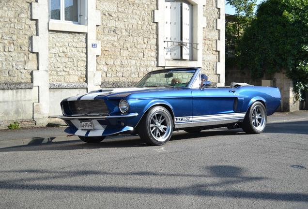 Ford Mustang Shelby G.T. 350 Convertible