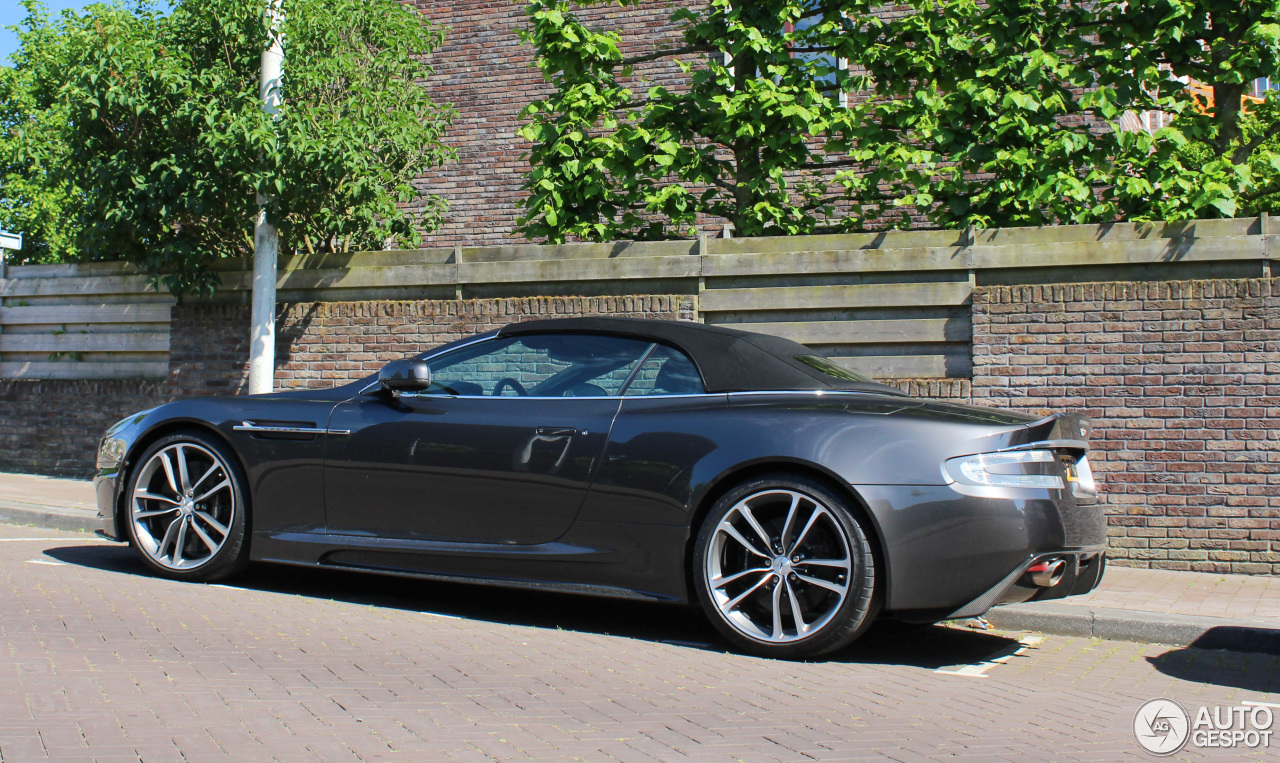 Aston Martin DBS Volante - 27 May 2017 - Autogespot