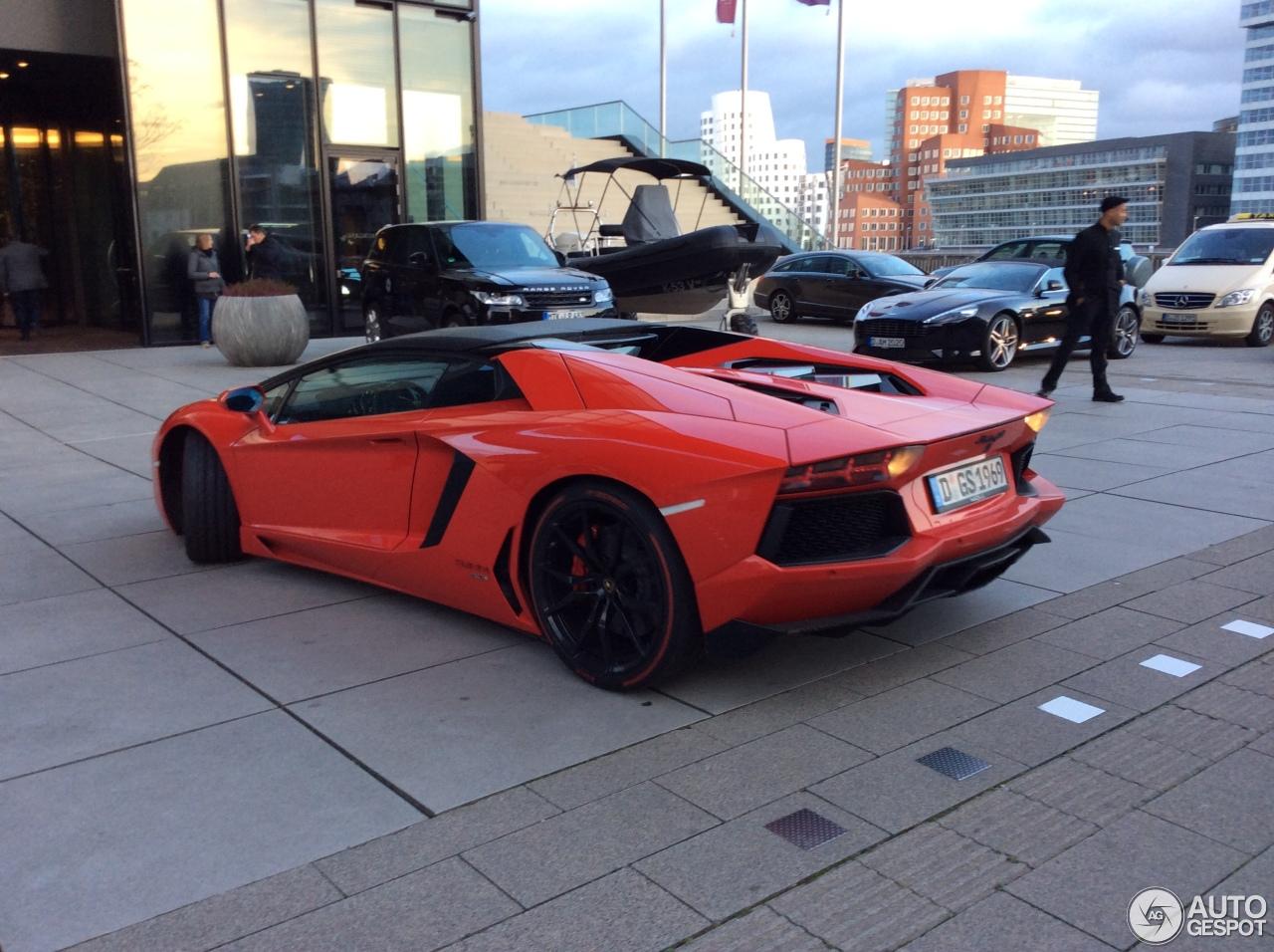 Lamborghini Aventador LP700-4 Roadster - 27 mei 2017 ...