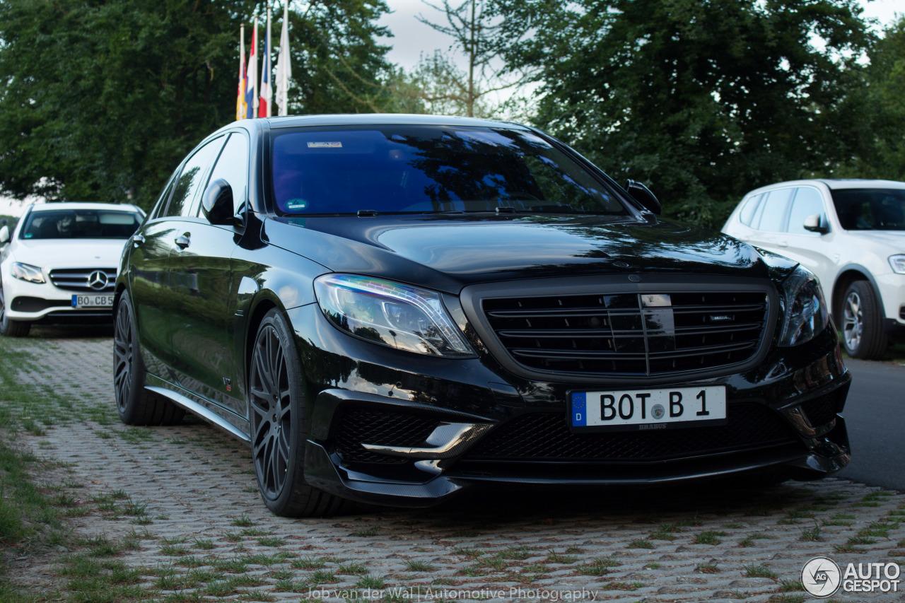 Mercedes Benz Brabus 900 Rocket 27 May 2017 Autogespot