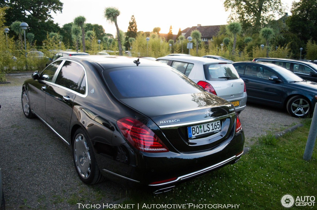 Mercedes maybach s600 27 may 2017 autogespot for 2017 mercedes benz s600 maybach