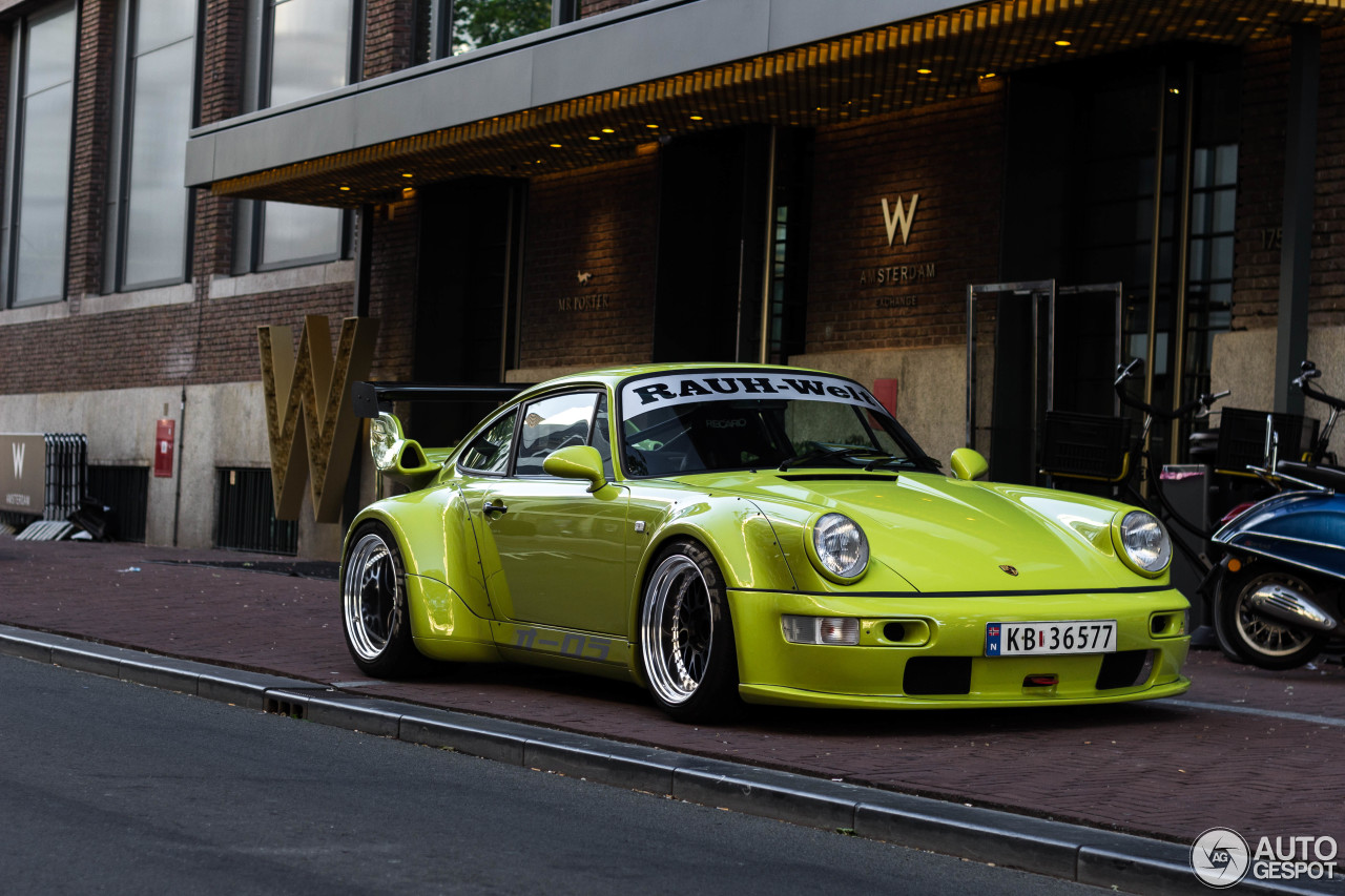 Porsche rauh welt begriff 964 turbo 27 mai 2017 autogespot for Langsamster porsche der welt