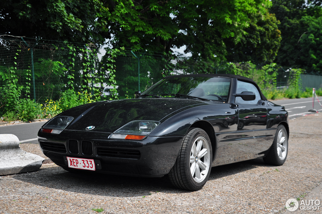 Bmw Z1 28 May 2017 Autogespot