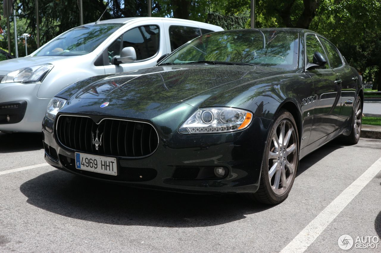 maserati quattroporte 2008 the image kid has it. Black Bedroom Furniture Sets. Home Design Ideas