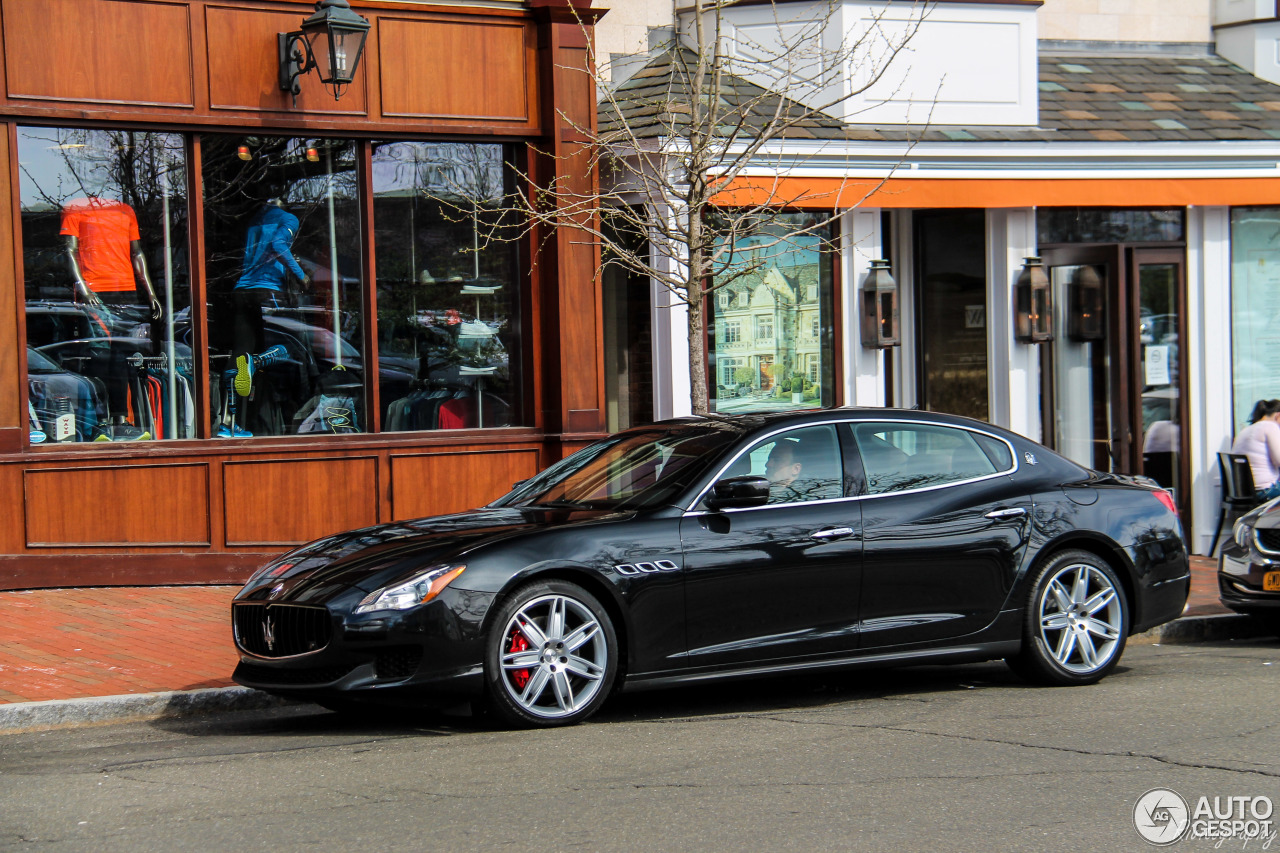 maserati quattroporte s q4 2013 28 may 2017 autogespot. Black Bedroom Furniture Sets. Home Design Ideas