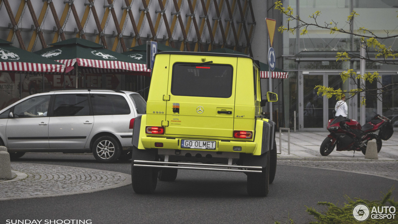 Mercedes benz g 500 4x4 28 mai 2017 autogespot for Mercedes benz 500 2017