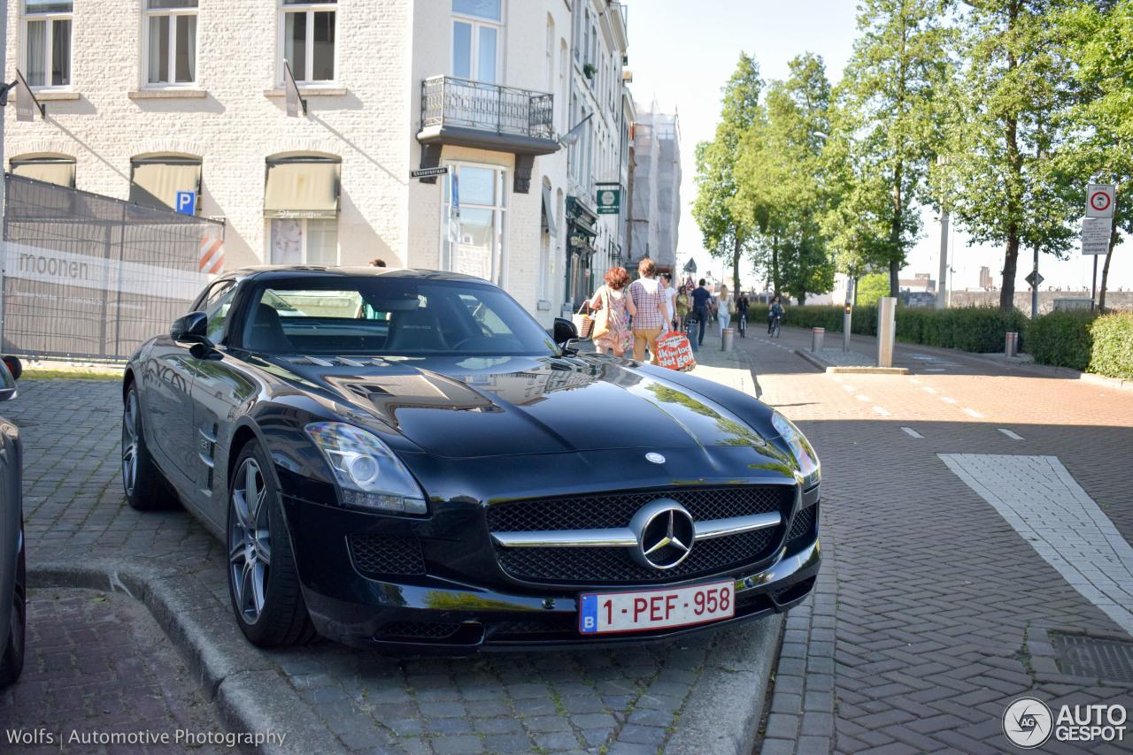 Mercedes Benz Sls Amg 28 May 2017 Autogespot