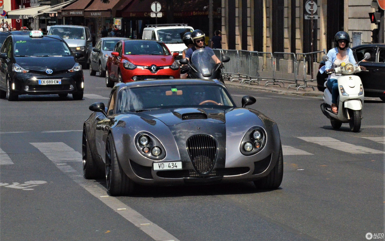 Wiesmann GT MF4 - 28 May 2017 - Autogespot