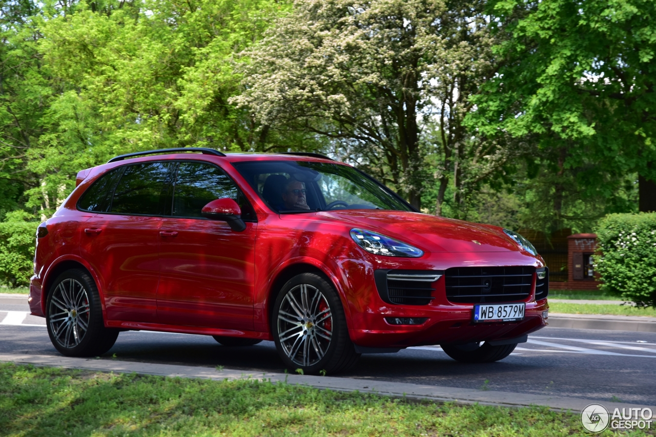 porsche 958 cayenne gts mkii 28 may 2017 autogespot. Black Bedroom Furniture Sets. Home Design Ideas