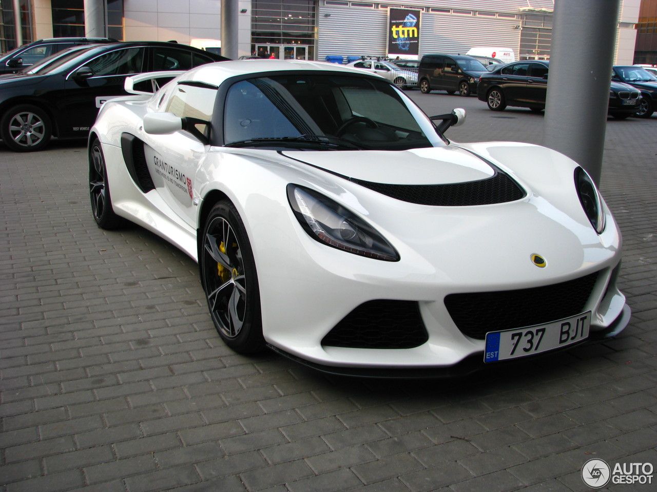Lotus Exige S 2012 - 29 May 2017 - Autogespot