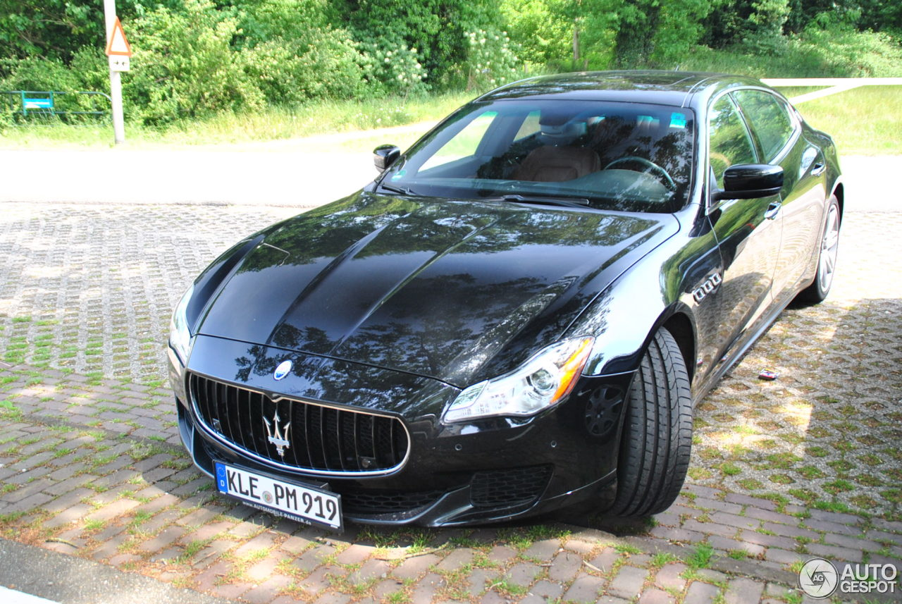 maserati quattroporte s 2013 29 may 2017 autogespot. Black Bedroom Furniture Sets. Home Design Ideas
