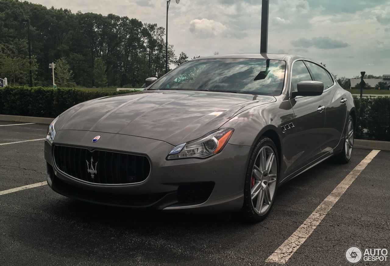 maserati quattroporte s q4 2013 29 mei 2017 autogespot. Black Bedroom Furniture Sets. Home Design Ideas