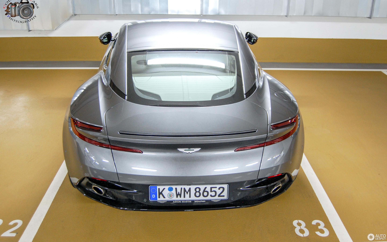 Aston Martin DB11 Launch Edition