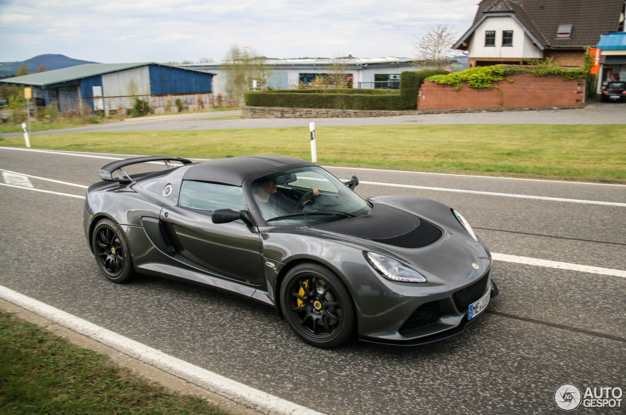 lotus exige 350 sport 30 may 2017 autogespot. Black Bedroom Furniture Sets. Home Design Ideas