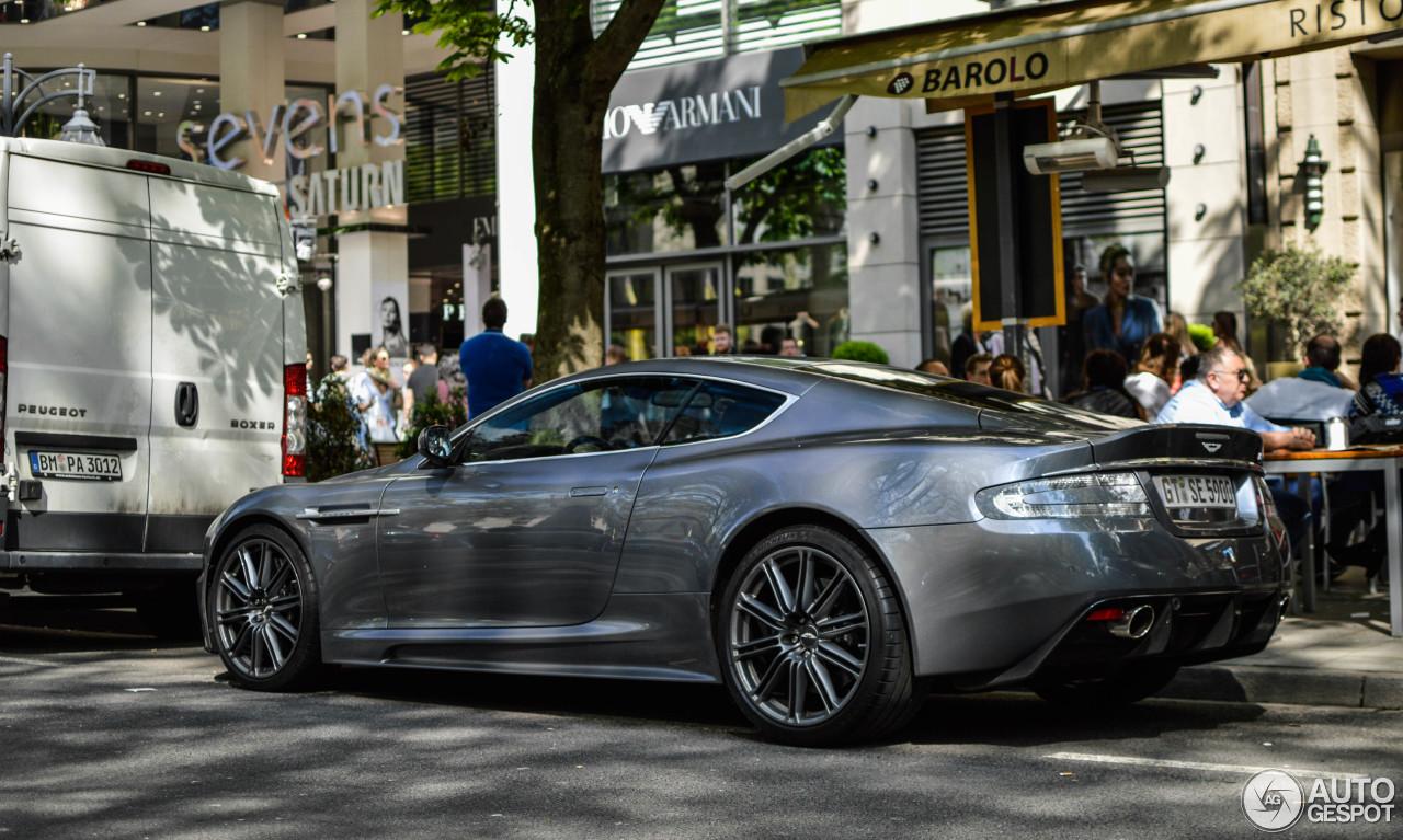 Aston Martin Dbs 31 Mai 2017 Autogespot