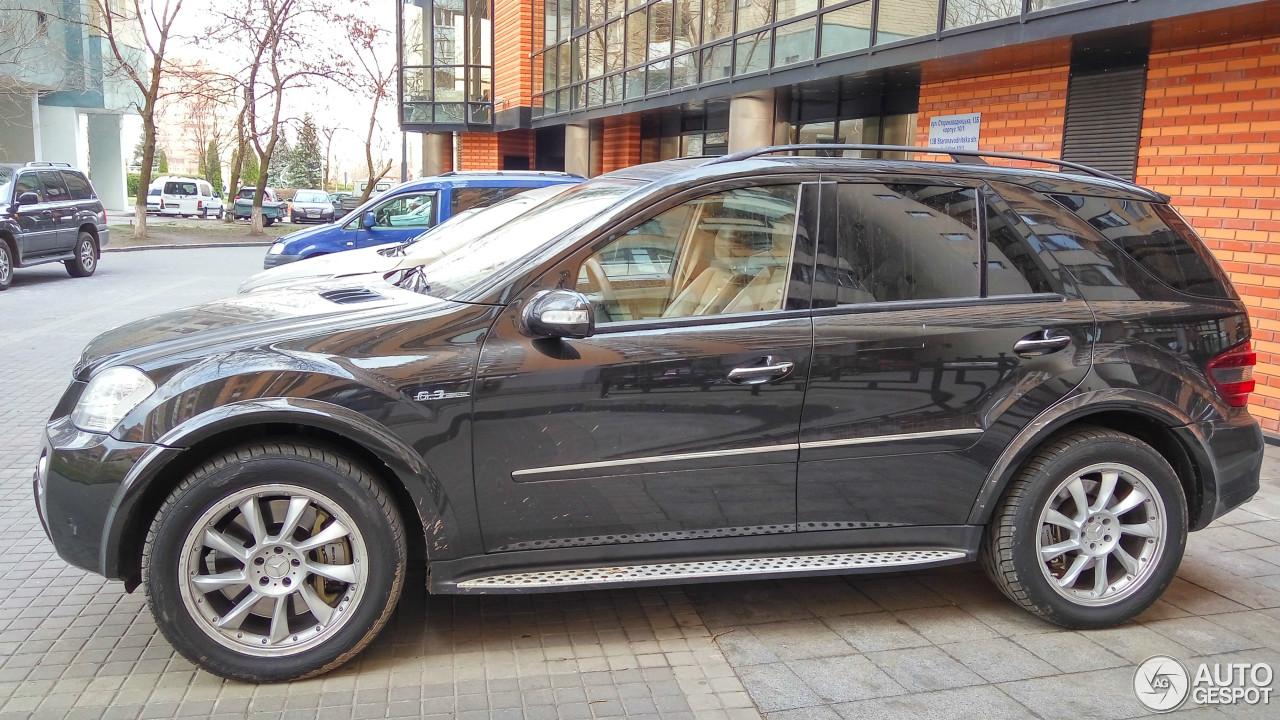Mercedes benz ml 63 amg w164 31 may 2017 autogespot for Mercedes benz ml 63