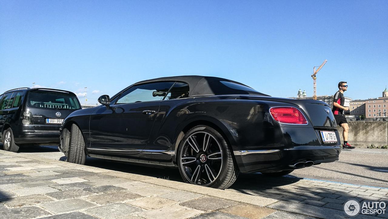 Bentley Continental Gtc V8 1 June 2017 Autogespot
