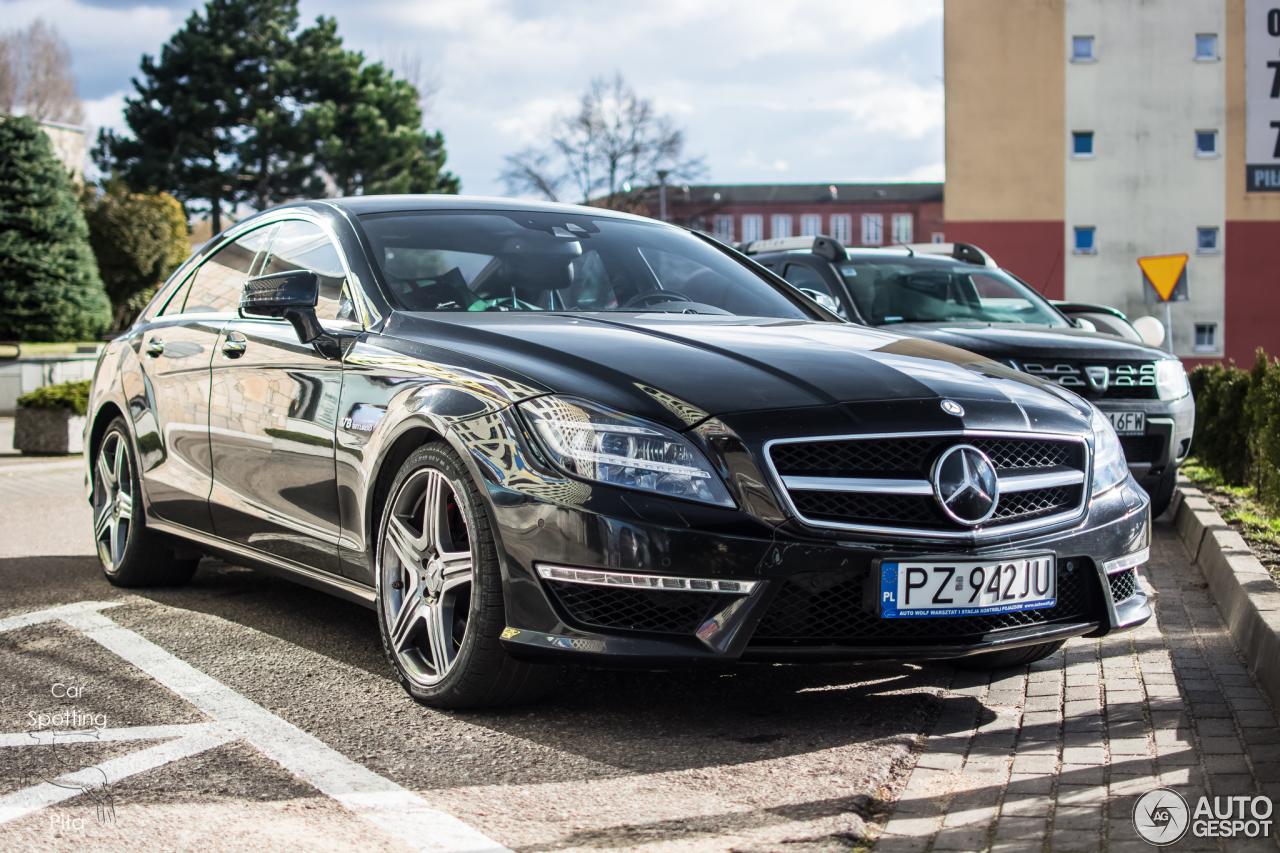Mercedes benz cls 63 amg c218 1 juin 2017 autogespot for 2017 amg cls 63 mercedes benz