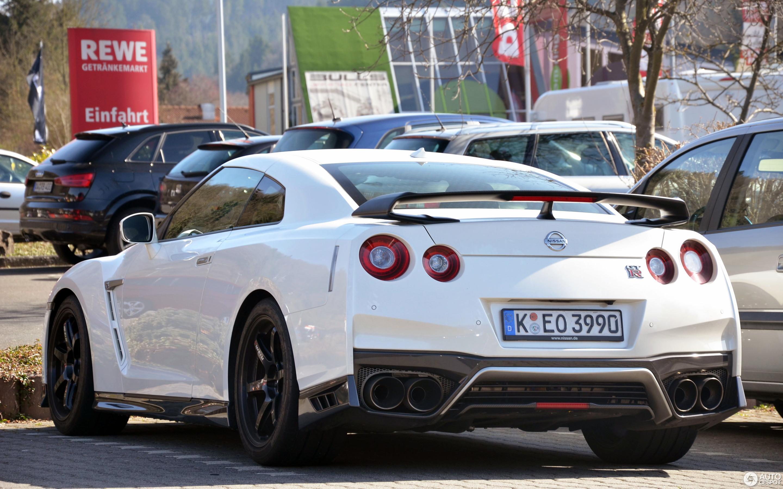 Nissan GT R 2017 Track Edition