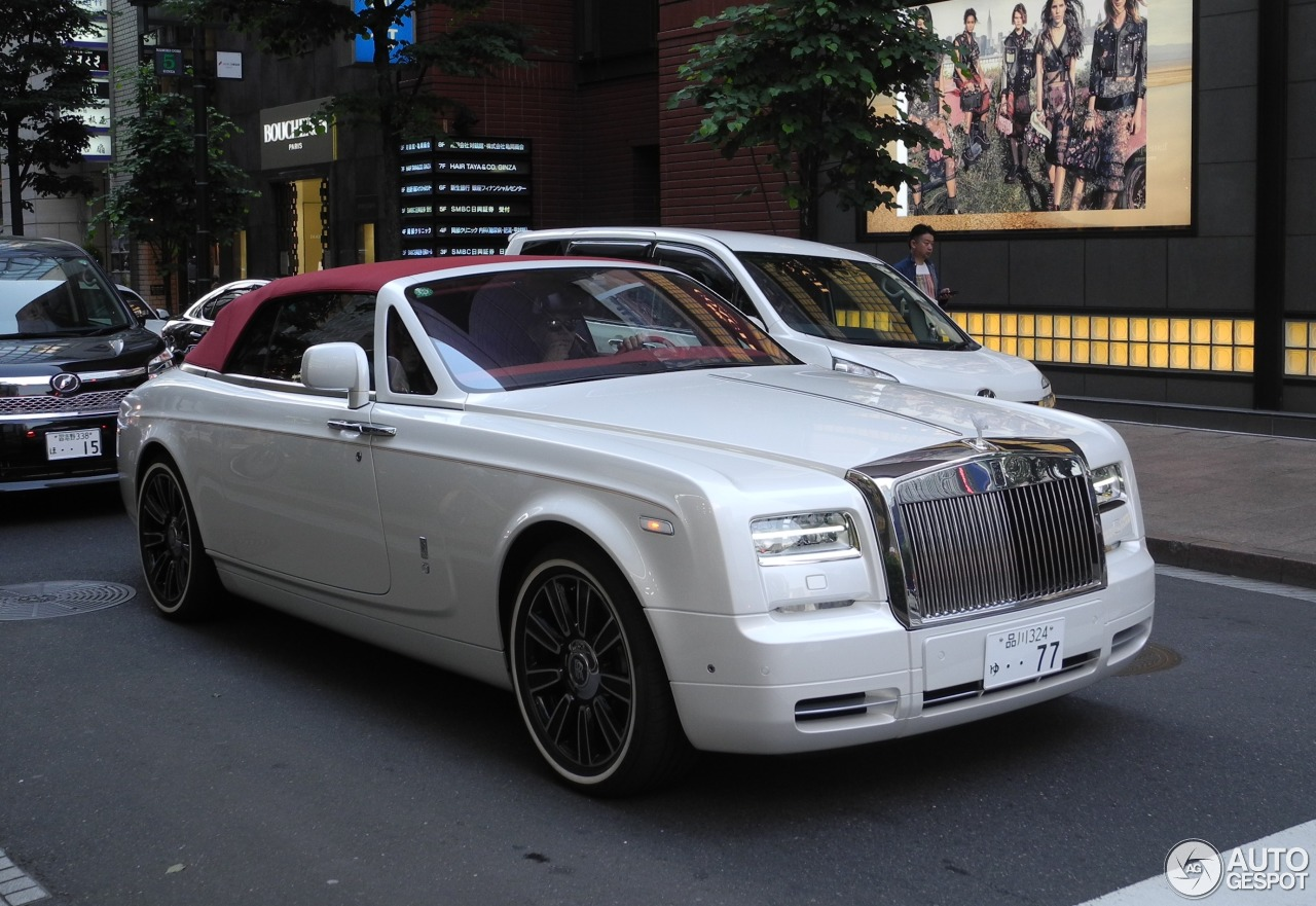 Rolls royce phantom drophead coup series ii 1 june 2017 - Rolls royce drophead coupe ...