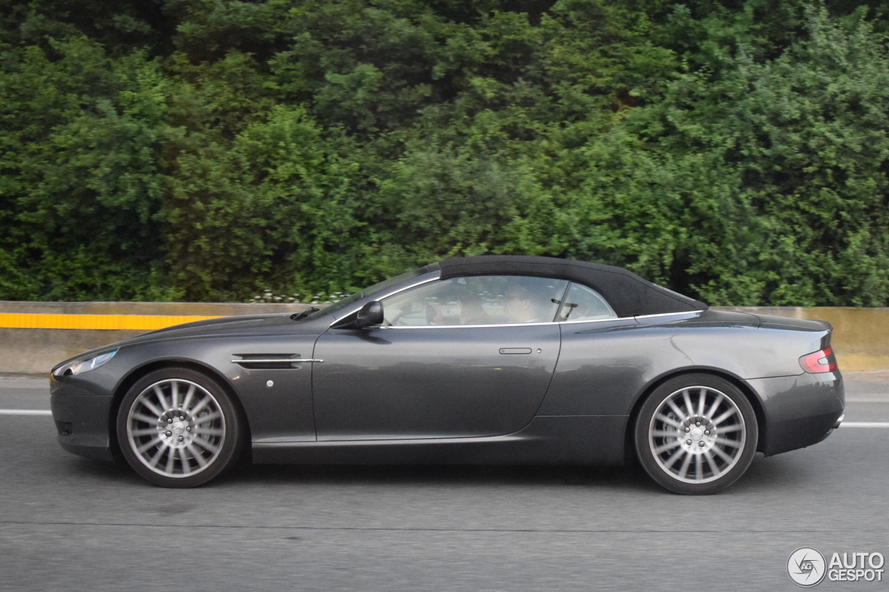 Aston Martin DB9 Volante - 2 June 2017 - Autogespot