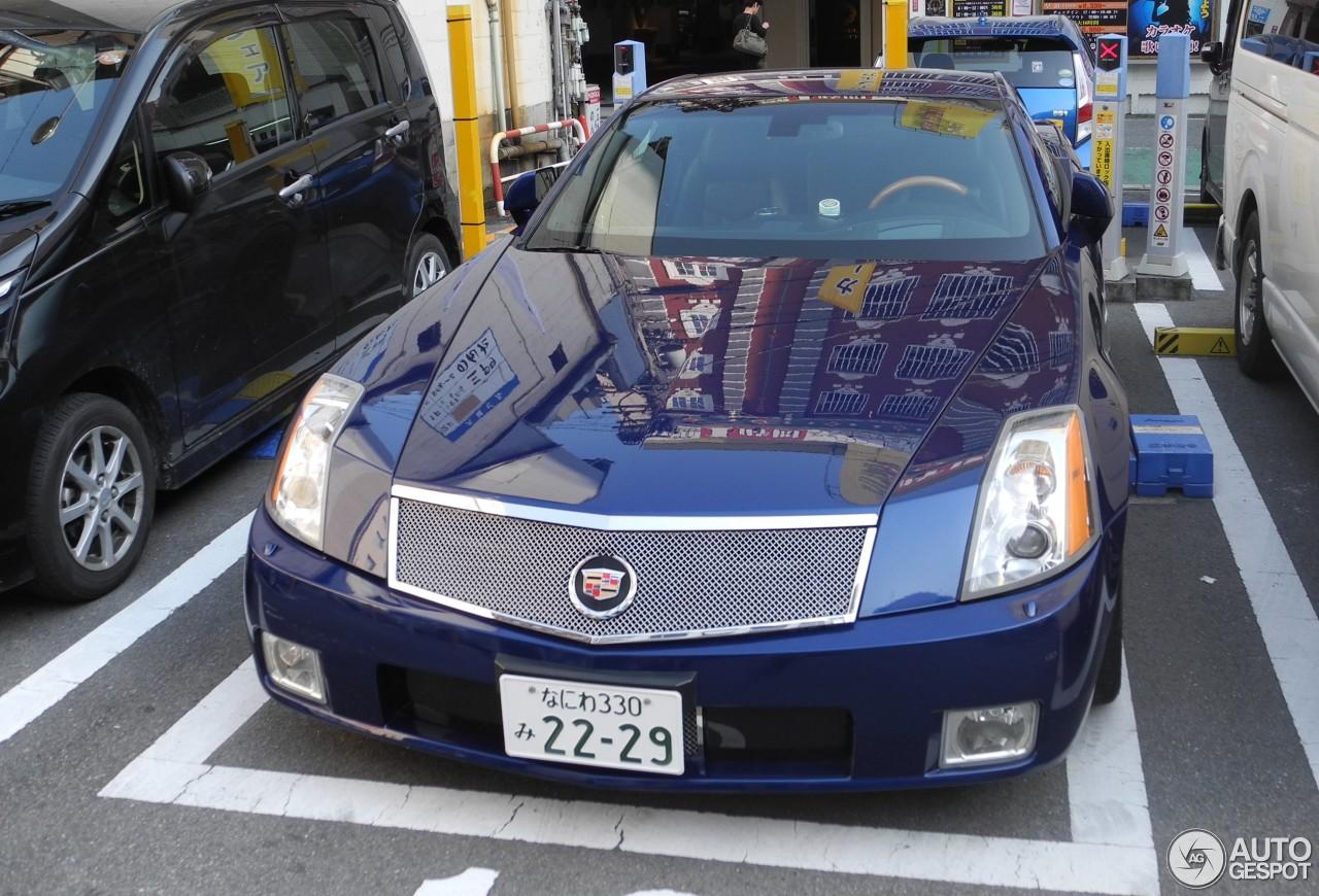 Cadillac XLR - 2 June 2017 - Autogespot