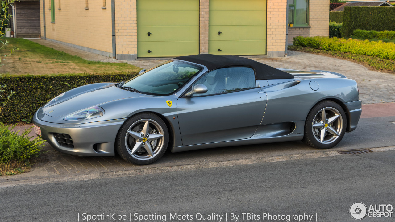 ferrari 360 spider 2 june 2017 autogespot. Black Bedroom Furniture Sets. Home Design Ideas