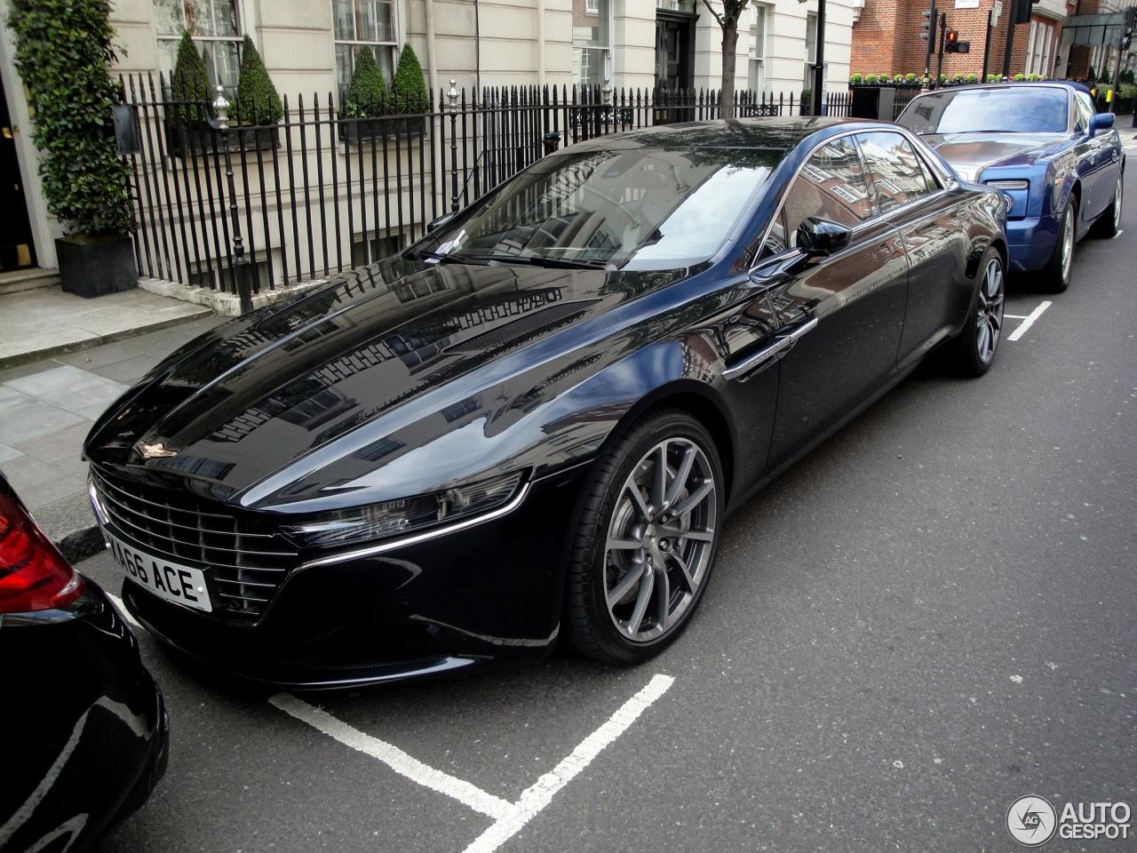 Aston Martin Lagonda Taraf 3 June 2017 Autogespot