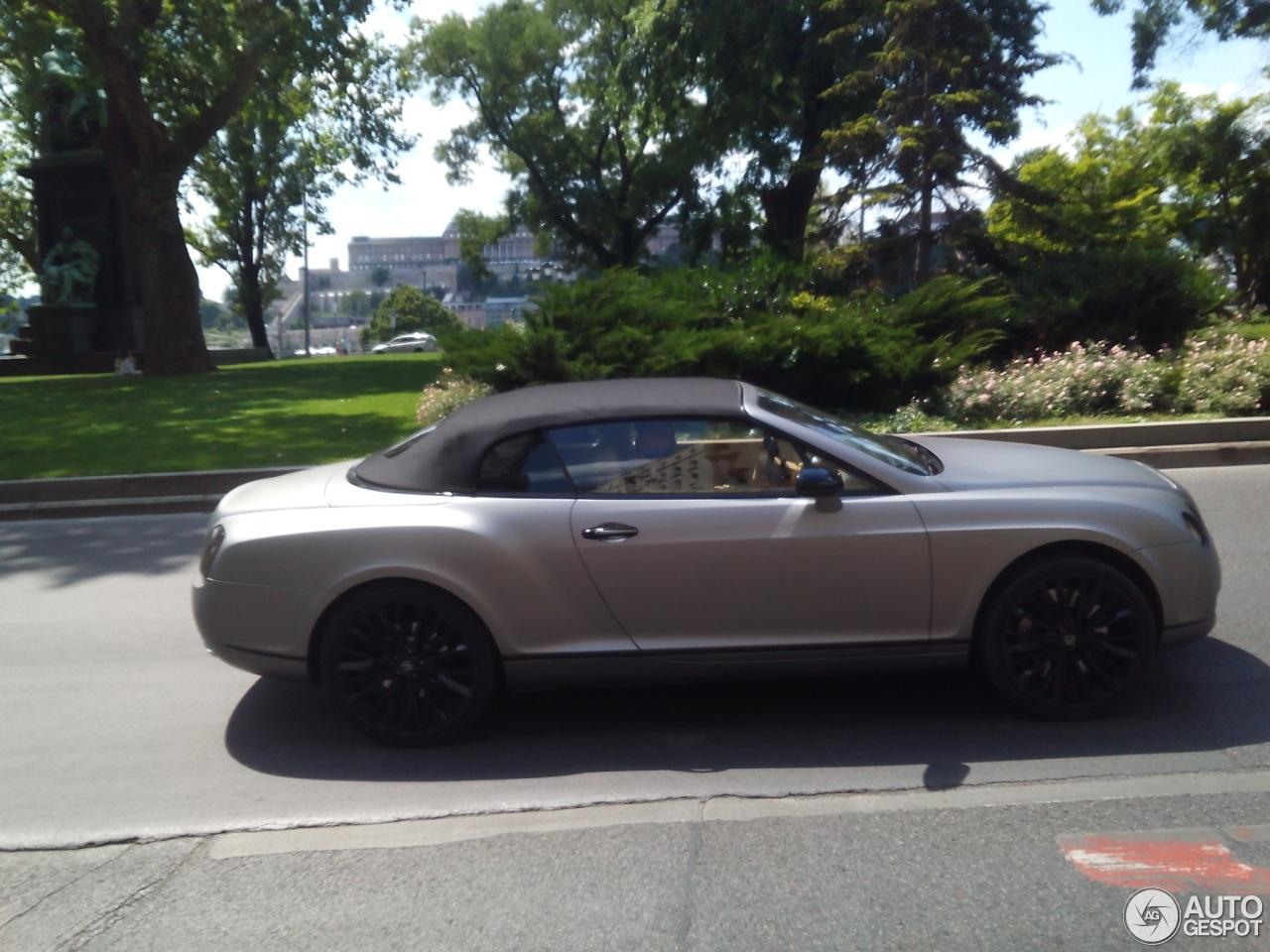 Bentley Continental Gtc 3 Juni 2017 Autogespot