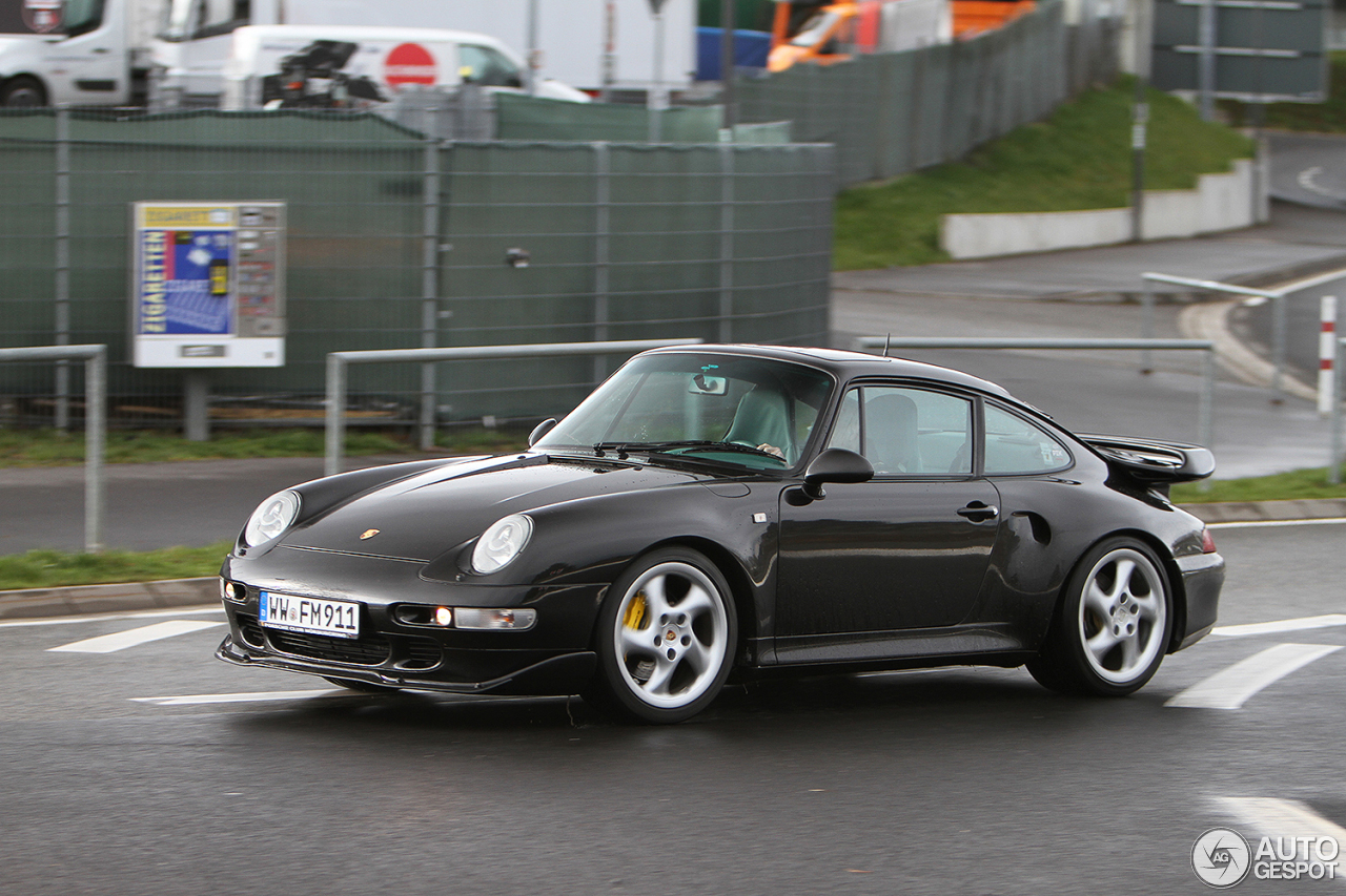 Porsche 993 Turbo S 3 Juni 2017 Autogespot