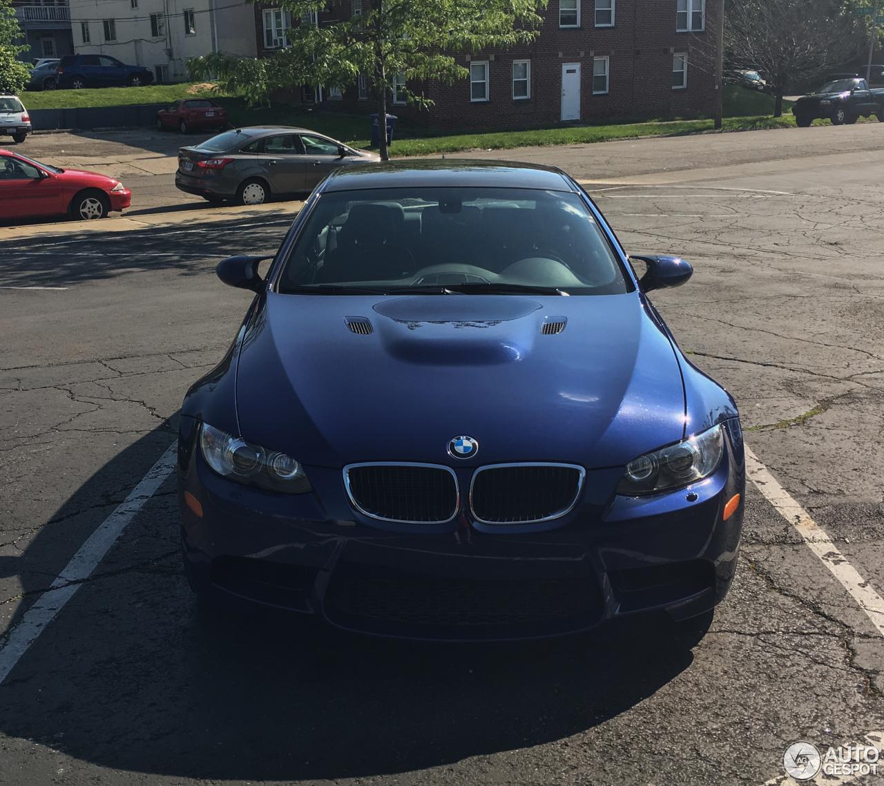 2017 Bmw M3: BMW M3 E92 Coupé
