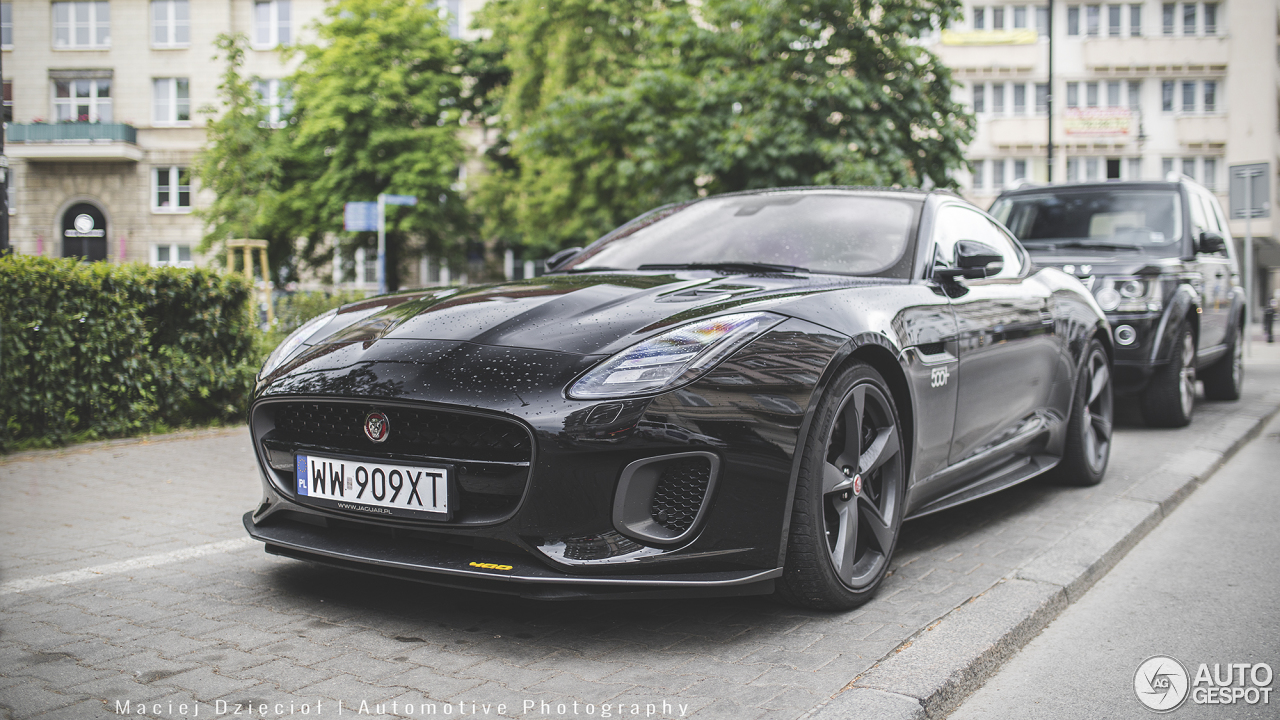 jaguar f type 400 sport coup 4 june 2017 autogespot. Black Bedroom Furniture Sets. Home Design Ideas