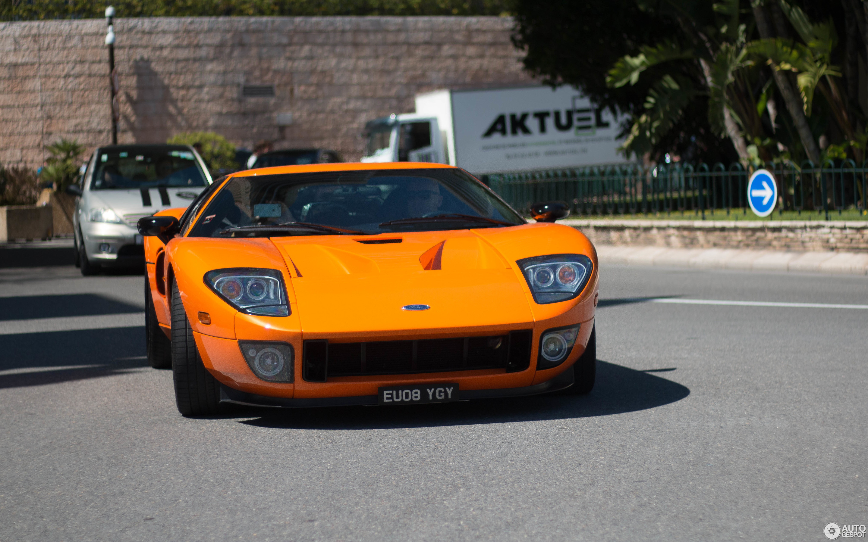 Ford Gt  Mirage