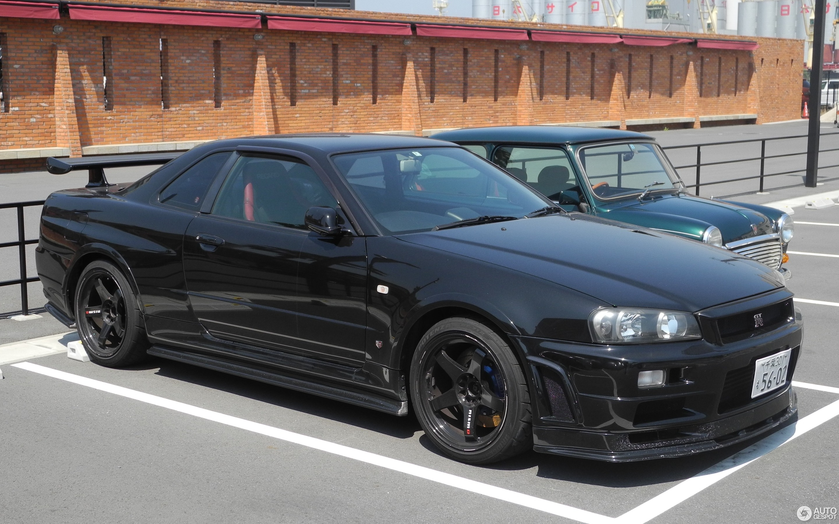 nissan skyline r34 gt r v spec ii n r 4 june 2017 autogespot. Black Bedroom Furniture Sets. Home Design Ideas