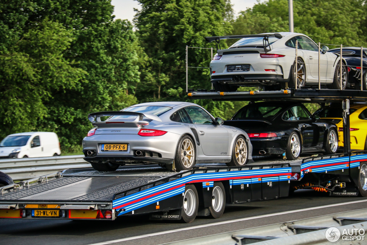 Porsche 997 GT2 RS - 4 June 2017 - Auspot on 2017 porsche cayman s, 2017 porsche carrera gt, 2017 porsche carrera s, 2017 porsche turbo s, 2017 porsche gt3, 2017 porsche 911 turbo, 2017 porsche turbo cabriolet,