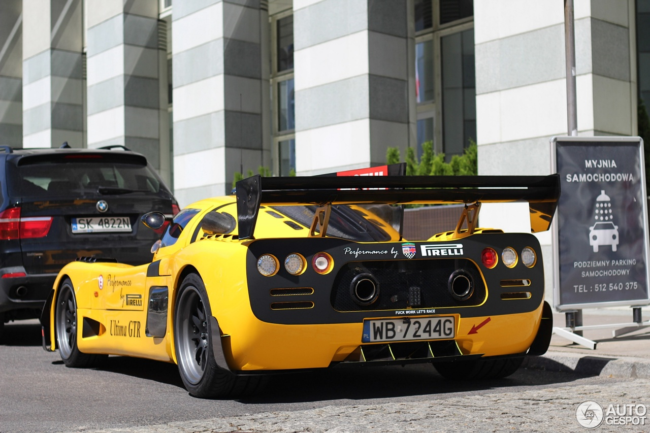 Ultima GTR 720 - 4 June 2017 - Autogespot