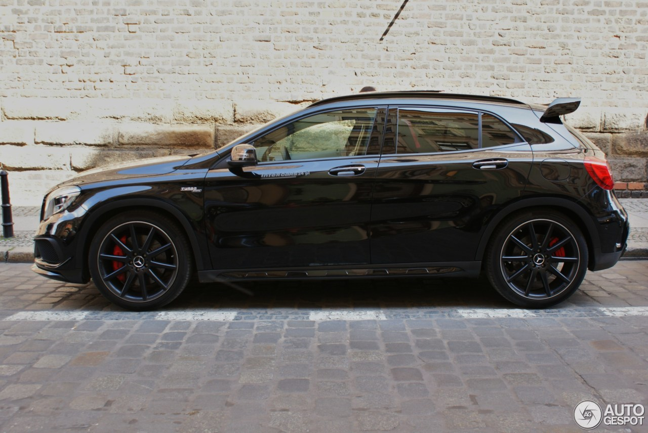 mercedes amg gla 45 x156 5 june 2017 autogespot. Black Bedroom Furniture Sets. Home Design Ideas