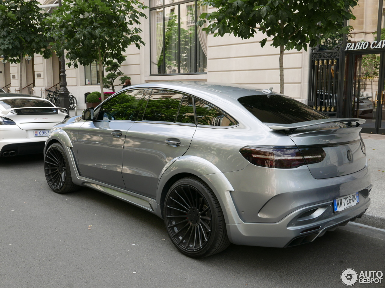 mercedes amg gle 63 s coup c292 hamann widebody 5 juin 2017 autogespot. Black Bedroom Furniture Sets. Home Design Ideas