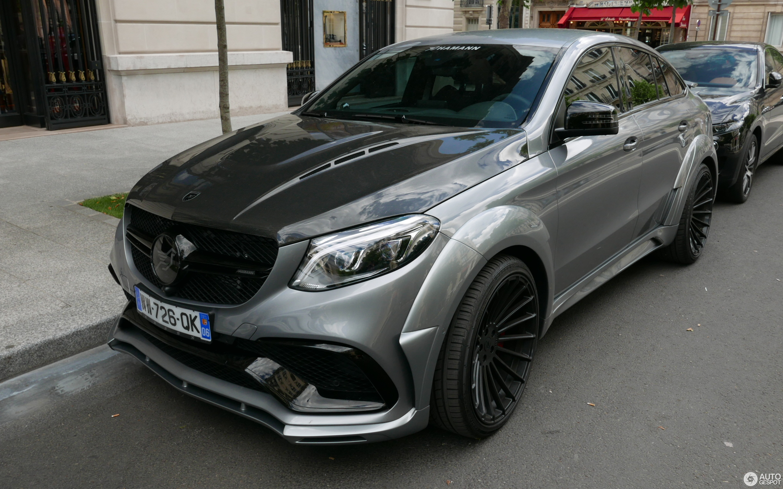 Gle 63s Amg >> Mercedes-AMG GLE 63 S Coupé C292 Hamann Widebody - 5 June ...