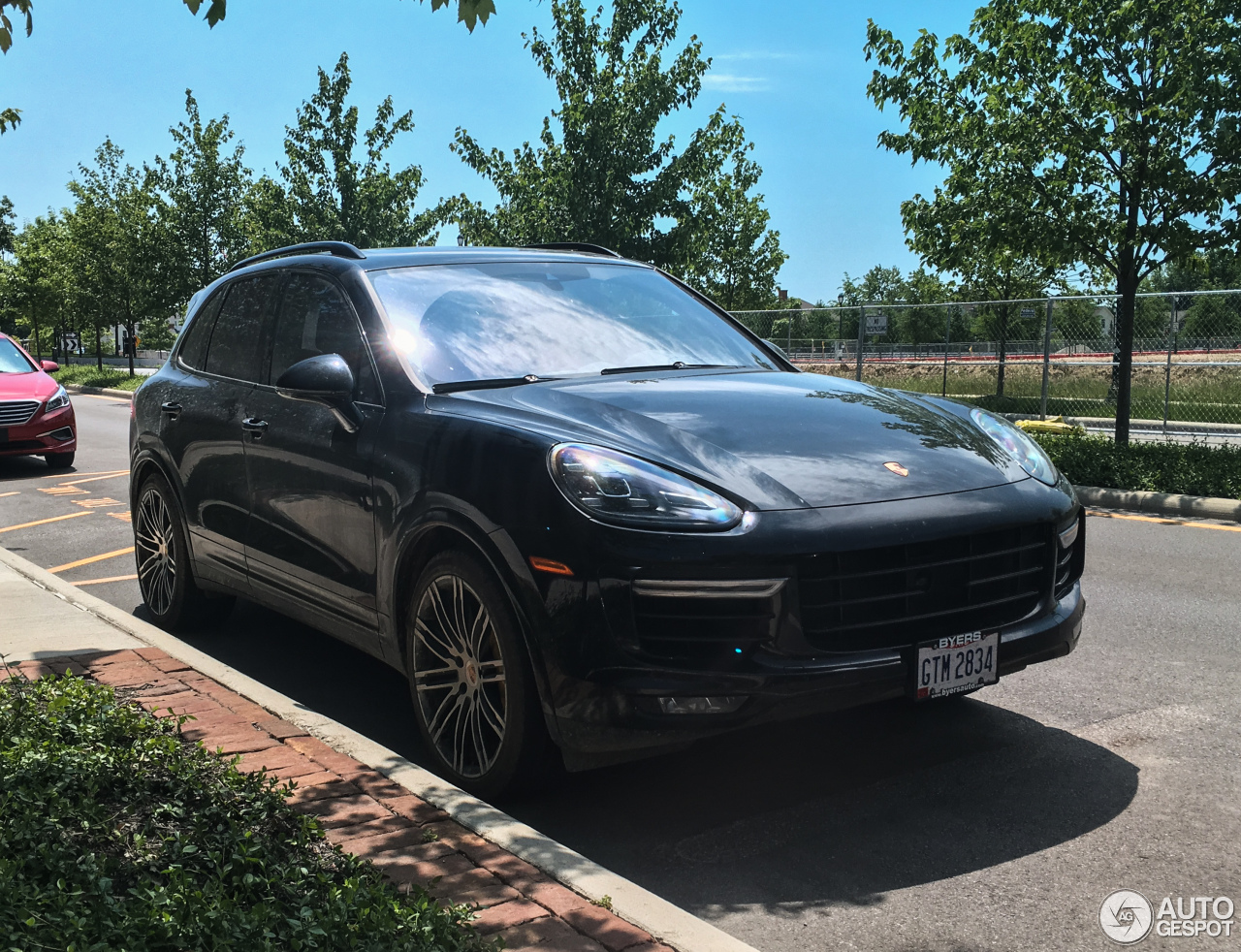 porsche 958 cayenne turbo s mkii 5 june 2017 autogespot. Black Bedroom Furniture Sets. Home Design Ideas