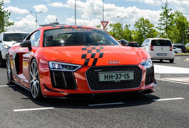 Audi MTM R8 V10 Plus 2015